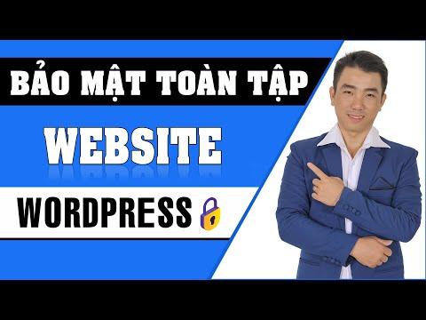 plugin tường lửa chống hack cho wordpress - Hướng Dẫn 12 Phương Pháp Bảo Mật Website WordPress Toàn Diện 2020  Chống Hack WordPress