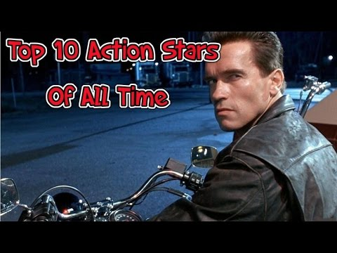 Top 10 Action Stars Of All Time (MUST WATCH)