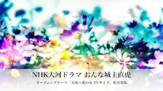 2017年度 NHK大河ドラマ「おんな城主 直虎」OPテーマ 天虎〜虎の女(TV...