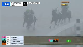 Vidéo de la course PMU RACE 5 (NON PROPOSÉ)