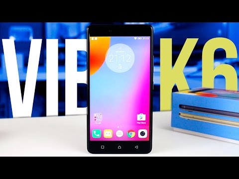 Lenovo Vibe K6 Plus - Minhas primeiras impressões