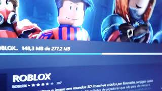 Downloading roblox on xbox one s
