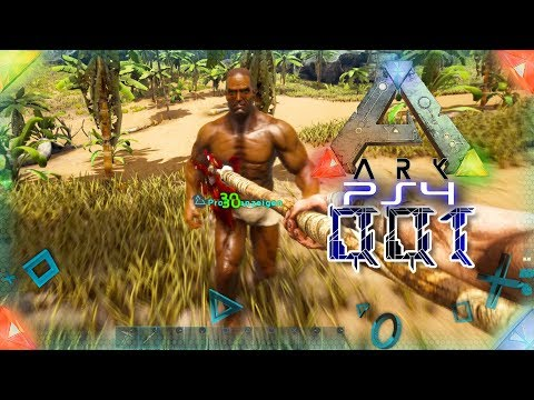 ARK PlayStation 4 Community Server