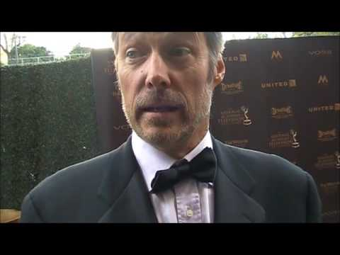 "Daytime Emmys Creative Arts Interviews: Matthew Ashford of ""The Bay"" and ""Days of our Lives"""