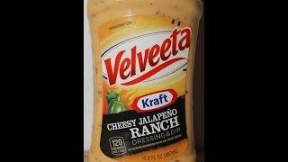 Velveeta Cheesy Jalapeno Ranch Review
