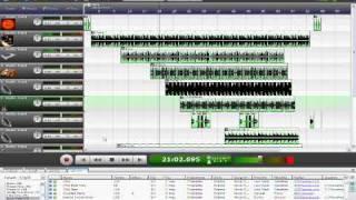 Silent Killer - Mixcraft Song #1