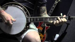 Andy Webster Fretnot - Ballad of Jed Clampett Banjo