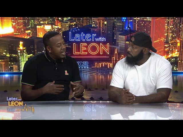 Creating Positive Change: Rapper Trae tha Truth tells his story on FOX 32's
