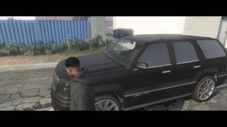 GTA 5 Hitting A Lick Skit