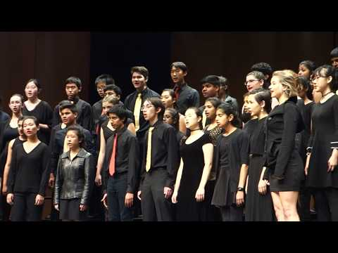 Chamber and Concert Choirs #1- Saratoga High Music Building Opening Gala