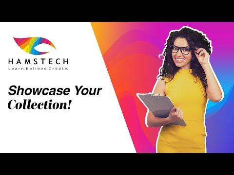 Hamstech Fashion Show - 2017 (LIVE) - SESSION 1
