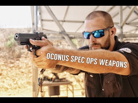 Shooting Israeli Special Forces Weapons: IWI Masada 9mm