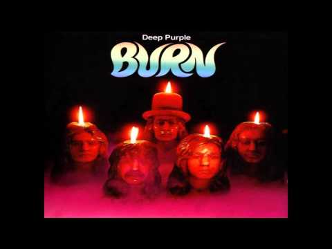 Deep Purple - Burn (with lyrics)