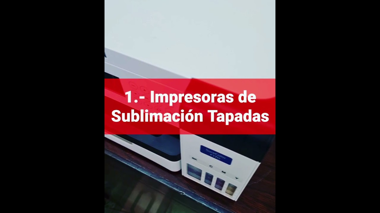 Impresoras de Sublimacion tapadas usar el archivo de mantenimiento de cabezales.