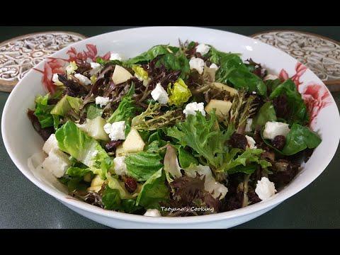 ЖИРОСЖИГАЮЩИЙ  Вечерний салат! Настоящий и Самый полезный салат