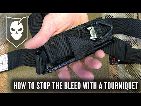 How To Stop The Bleed With A Tourniquet