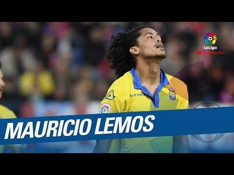 Mauricio Lemos Best Goals LaLiga Santander 2016/2017