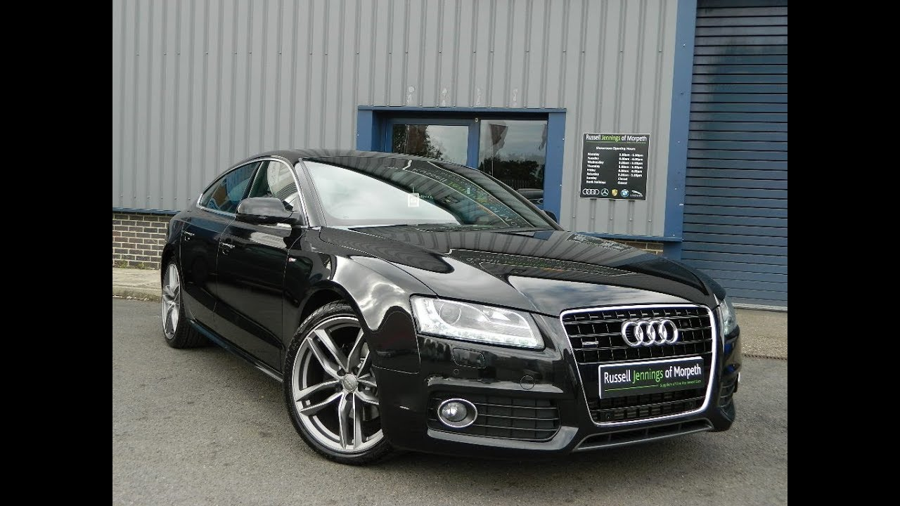 review of audi a5 sportback