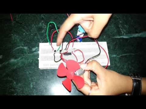 Automatic fan controller