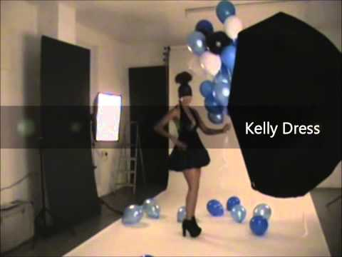 Fashion shoot : Behind the scenes of KLUE by kelly-ann S/S13