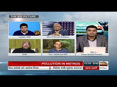 The Big Picture - Pollution in Metros: Practical options on Pollution