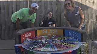 Parents Turn 8-Year-Old Son's Wheelchair Into Amazing 'Wheel of Fortune' Costume