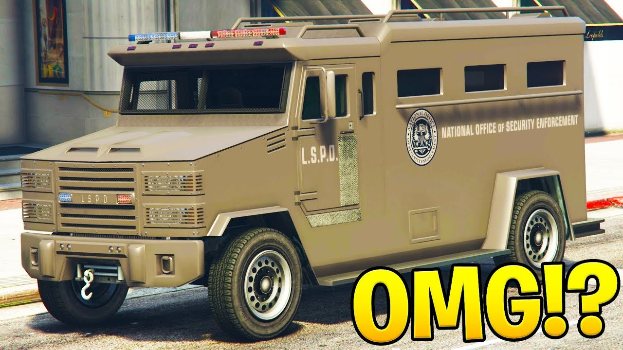 Meet The Modders Who Play Gta 5 As Mild Mannered British Cops