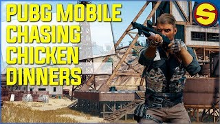 PUBG MOBILE: WITH HAND CAM!