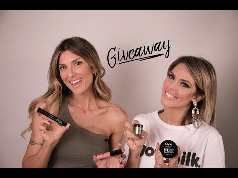 Make-up Tutorial & Chit-Chat με την Έλενα Γαλίφα | GIVEAWAY (Έληξε) | Roula Stamatopoulou