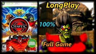 Chaotic: Shadow Warriors - Longplay (100%) Full Game Walkthrough (No Commentary)