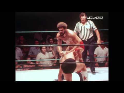 Ernie Ladd vs Dusty Rhodes 7/15/77