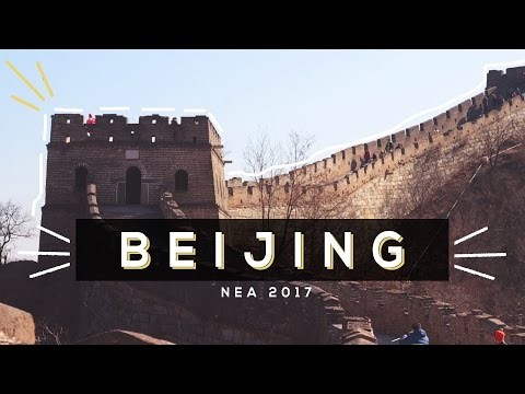 Three Days in BEIJING // North-East Asia, Winter 2017 ⛄️❄️