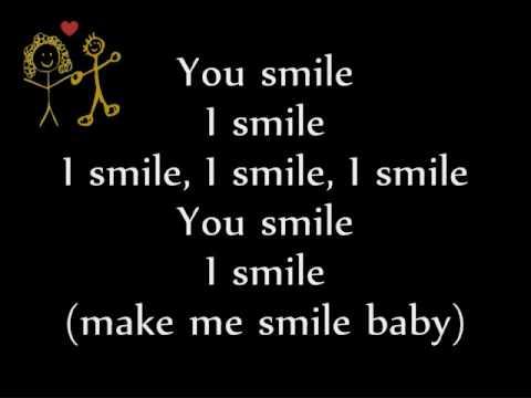 Justin Bieber - U Smile [Studio Version + on screen lyrics]