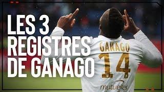 Les 3 registres de Ganago