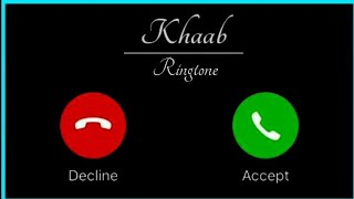 Khaab, Duniya Instrumental Caller Ringtone(download link in description)