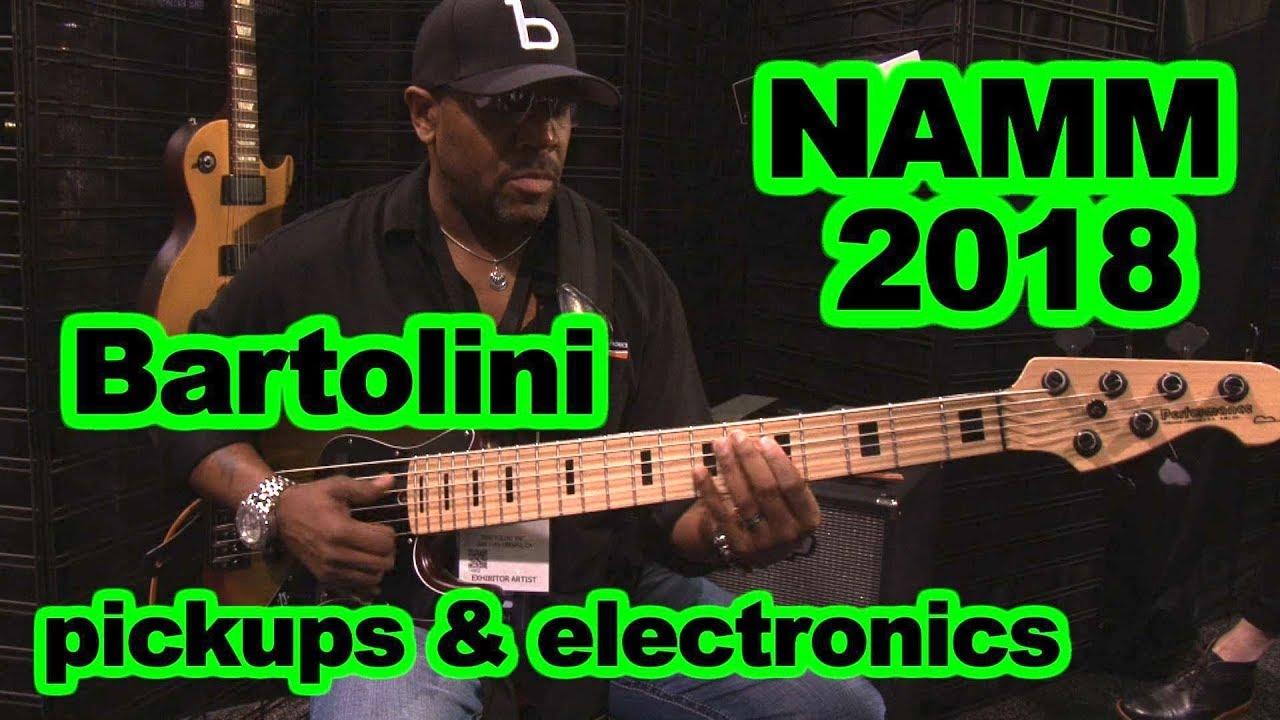 Kimgston Electric Bass Guitar Wiring Diagrams Diagram Libraries Schematics Bartolini Pickups U0026 Electronics Booth Namm 2018 Tone