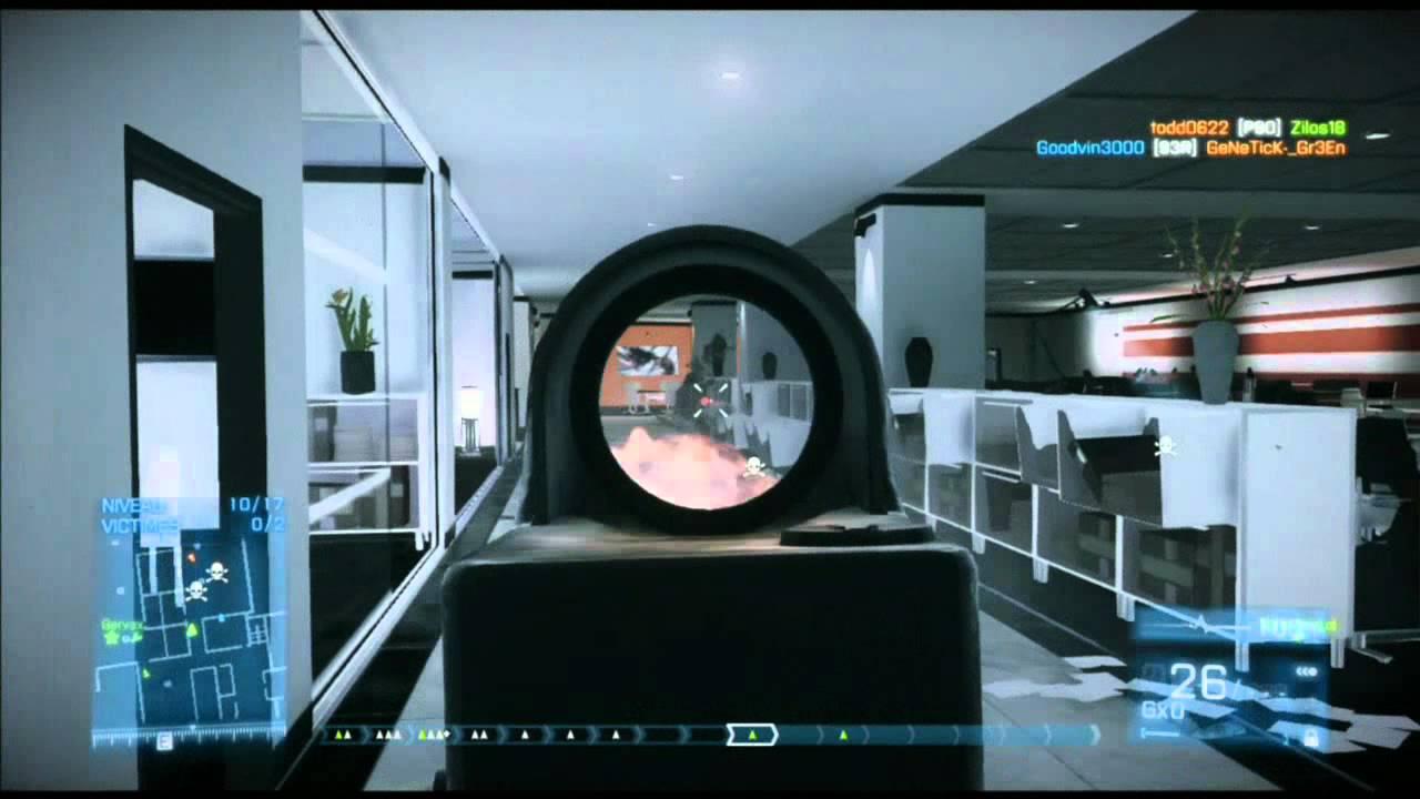 Download Battlefield 3 - Enorme partie en Maitre d'Arme [Live commentary]