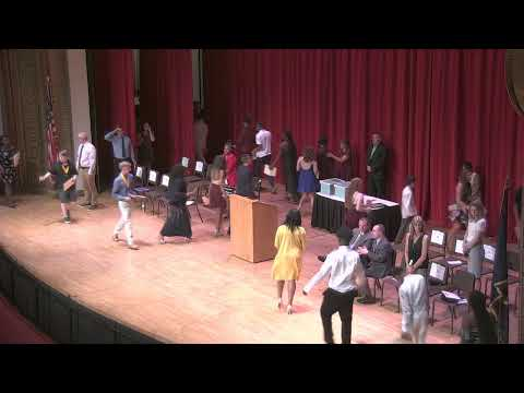 2019 Linden Grove Middle School Promotion Ceremony