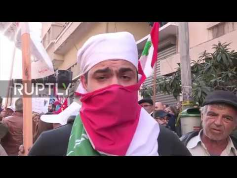 Lebanon: Demo against inequality hits Beirut as Arab Economic Summit kicks off
