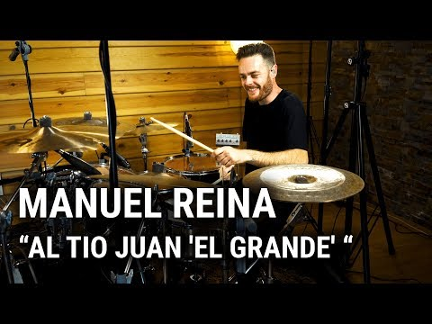 Meinl Cymbals - Manuel Reina -