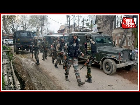Aaj Subah: Terrorist Killed In Encounter In Jammu & Kashmir's Pulwama