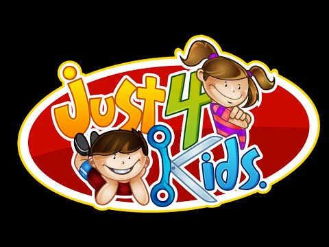 Just 4 Kids Motion Graphic