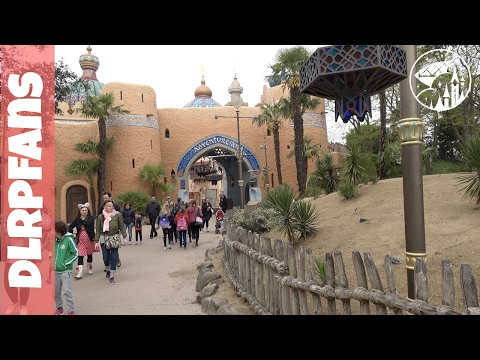 Exploring Adventureland at Disneyland Paris