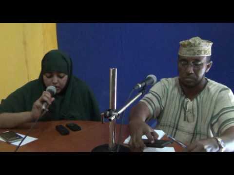 Iidsiinta Agoonta Radio Garowe Umu Khayr Cawad iyo Tigey