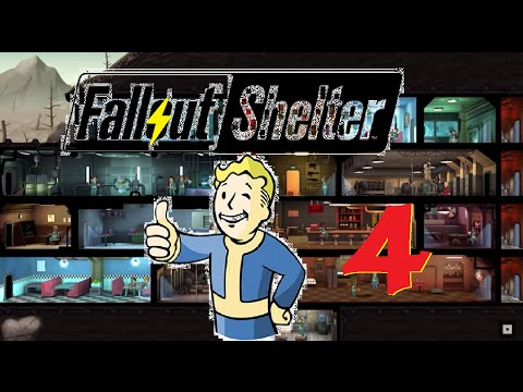 Lets Play Fallout Shelter Episode 4 {Yellow Shirts}