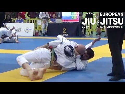 Lucas Lepri VS Tommi Pulkkanen / European Championship 2019