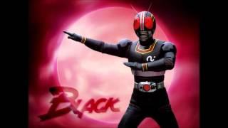 【昭和】仮面ライダーBLACK【OP】