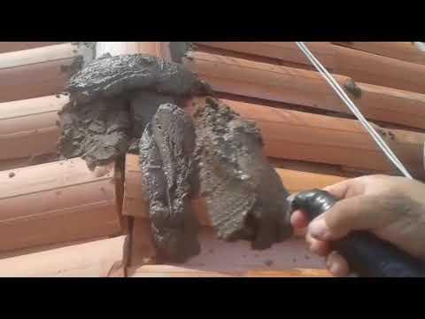 Como fazer a cumeeira ou capote com telhas