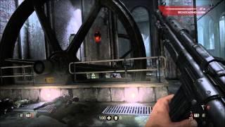 Wolfenstein: The Old Blood Gameplay (PC) - 1080p GeForce GT 650M