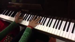 One Direction - Last First Kiss - Piano Cover